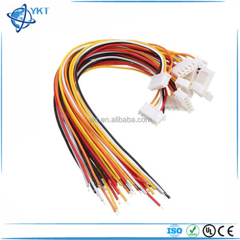 4s1p Balance Charger Silicon Cable Wire Jst Xh Connector Male+female ...