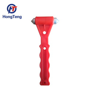 Best Selling car or bus emergency glass hammer with bracket CE certificate