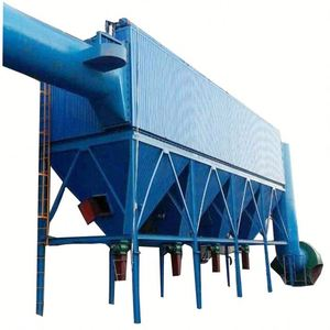 wood Industrial Baghouse Filter Boiler Dust Collector