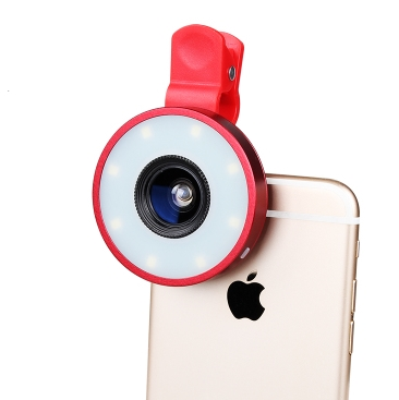 Shenzhen Factory price 6 in1 phone lens fish eye lens for all phone in high quality