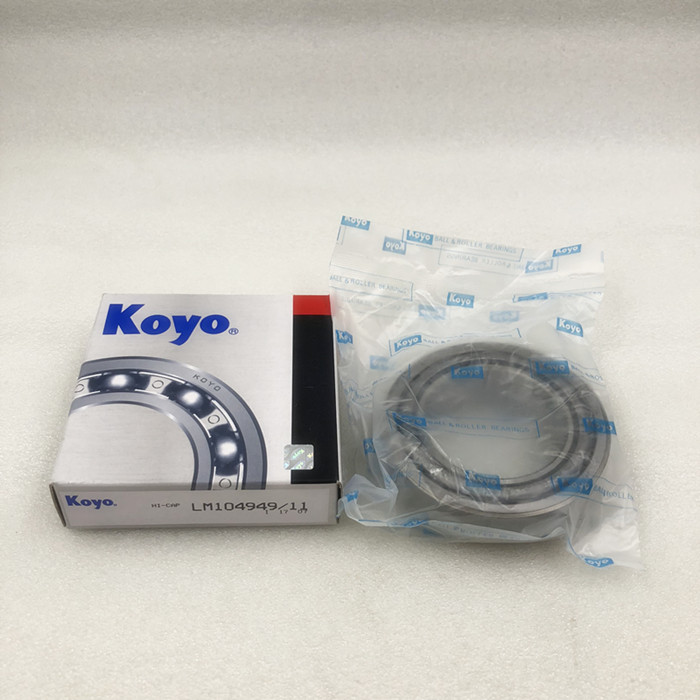 1pc koyo LM104949//LM104911 cup cone taper roller bearing made in Japan new