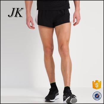 b2b324655c 2017 suave y cómodo atletismo shorts gimnasio running shorts Boxer shorts  para hombres