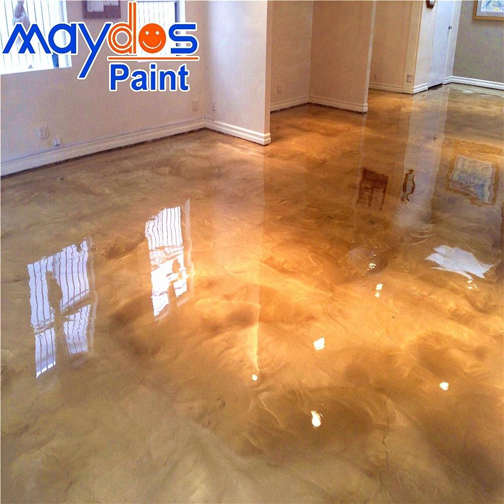 Loading Self Leveling Epoxy Floor Paint