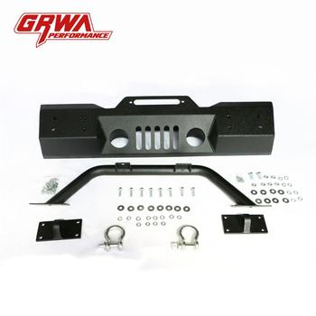 Bumper Guard High Quality Car Spare Parts Front Bumper For Jeep Wrangler JK 07