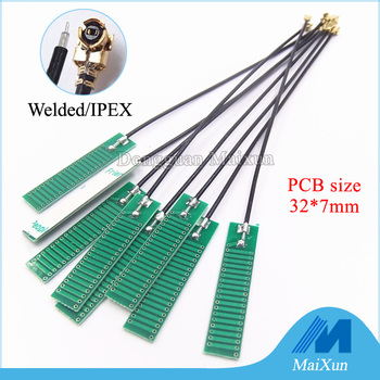 433 Mhz Incorporado Verde Lora De Parche Interior Antena Pcb Con Rf1 13  Cablle Ipex U Fl Soldado Conector - Buy 433 Mhz Antena Pcb,Antena  Lora,Antena