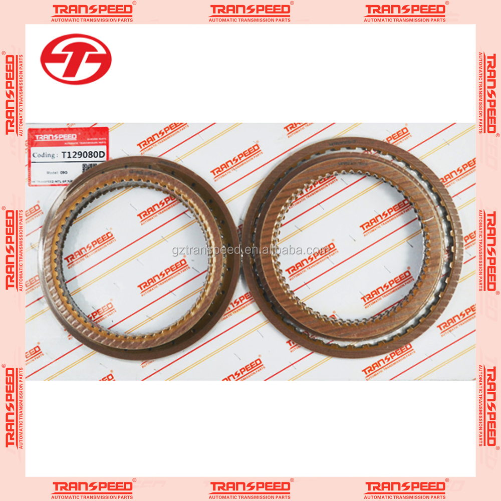 Transpeed Automatic Transmission Gearbox 09G TF60-SN repair friction plate kit clutch kit