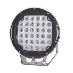 "Best Selling 185W LED Working Driving Light 9"" Spot Light"