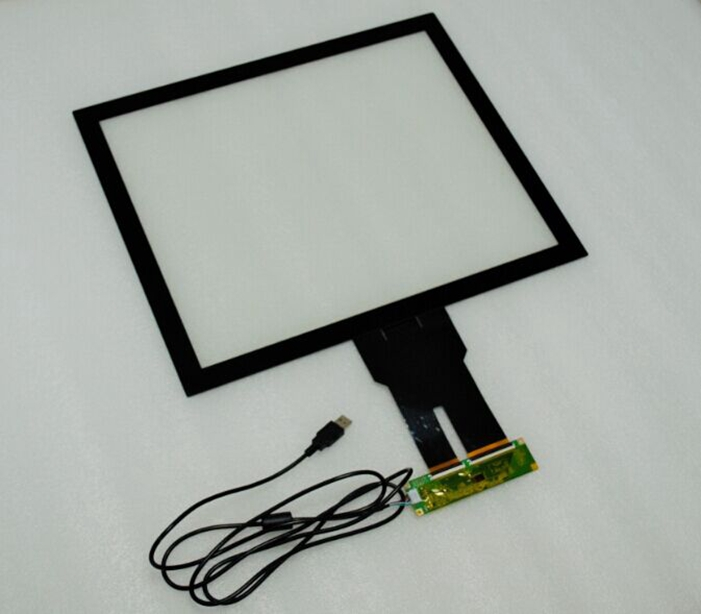 Elan touch controller19 inch usb touchscreen for LCD monitor