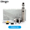 Elego Wholesale 2500mah Built-in eGo Vaporizer Kanger Pangu Starter Kit