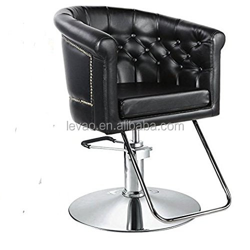 Barber chair for hairdressers used antique styled salon styling chairs