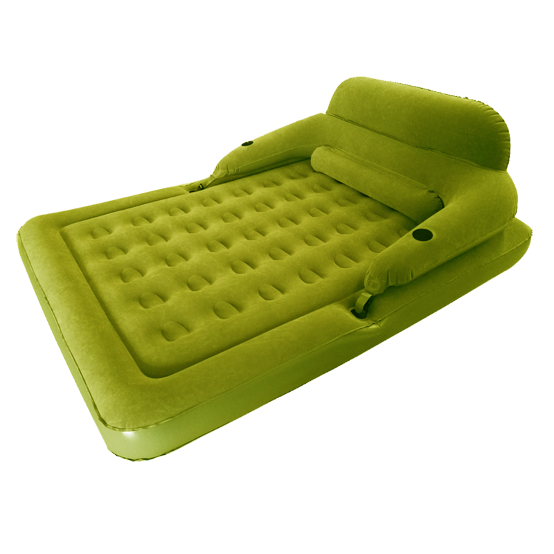 Convertible Lounge Air Mattress And