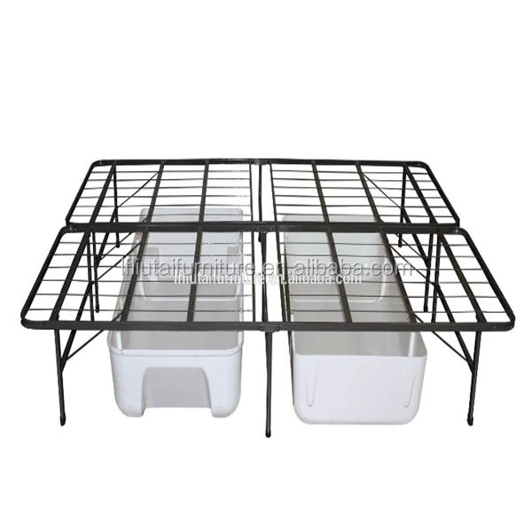 Adjustable Height Metal Bed Frame, Adjustable Height Metal Bed Frame ...