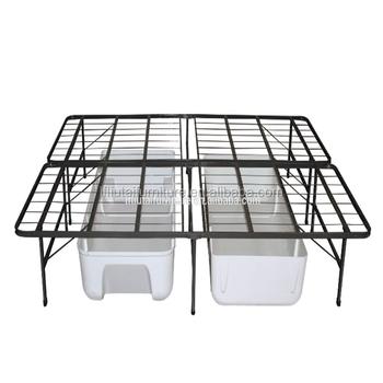 Adjustable Height Metal Bed Frame - Buy Bed Frame,Adjustable Metal ...