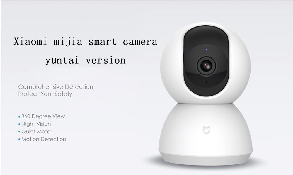 Xiaomi Mi 360° Smart Home Kamera Security Cam 1080P IP Camera WLAN Wifi DE 5L