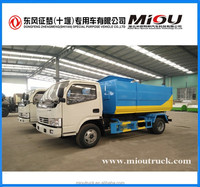 Direct factory 5CBM Waste Collection Vehicle Manufacturer