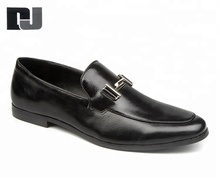 2018 Sell well best formal pu black used mens dress shoes