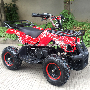 New Design Used 49CC Mini ATV Quad with Easy Pull Start