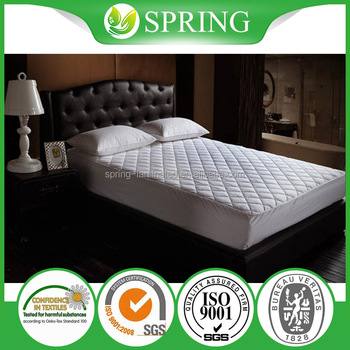 Waterproof Premium Hospital Bed Sheets Memory Foam Mattress Protector. OEKO  TEX 100 STANDARD