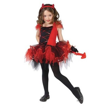 evil costume halloween monster costume kids monster costume monster uniforms girls fancy dress cosplay dress - Halloween Costume Monster