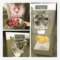 Italian gelato batch freezer/italian ice cream machine/gelato machine