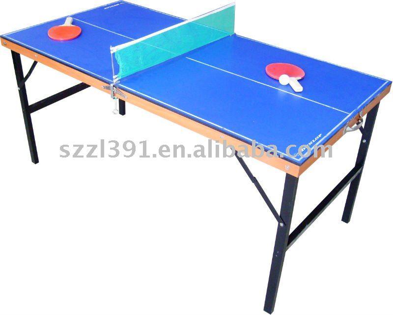 china mini table tennis table wholesale 🇨🇳 - alibaba