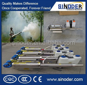 CE approved high efficiency thermal fogger , fogging machine
