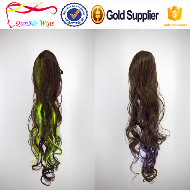 How To Put Hair In A Clip Wholesale Hair In Suppliers Alibaba