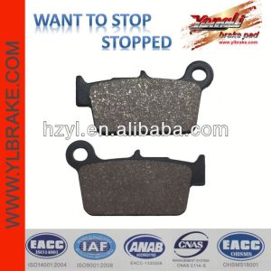China performance motorcycle brake motorcycle parts ax100