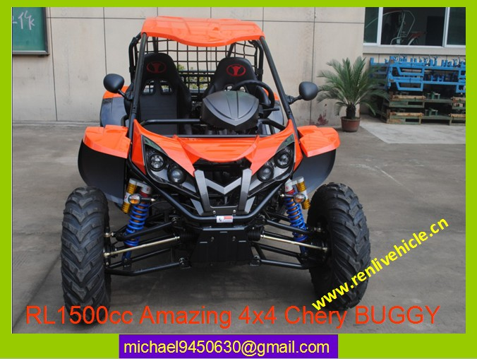 2014 Latest model !!!!!! RENLI 1500CC sandbeach buggy