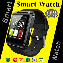 Bluetooth Smartwatch U8 U Smart Watch for ISO Android Phone Smartphones Android Wear