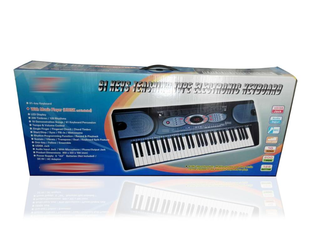 EK-MK2085-61 key keyboard with Music Player(USB Flash disk(not included))