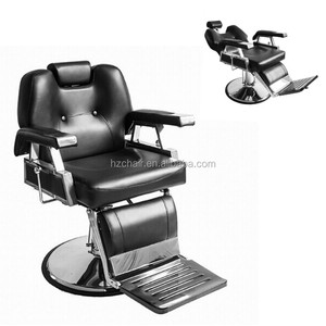 Classic barber chair with high quality;Hot sale hair salon chair;Durable beauty salon furniture