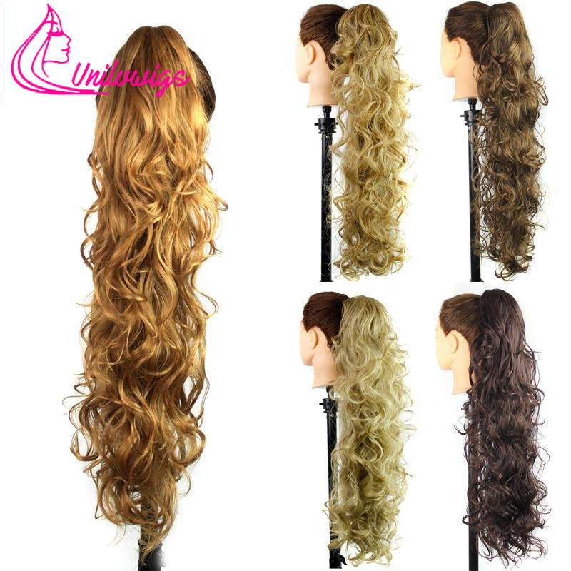 Peachy Popular Long Ponytail Hair Extensions Buy Cheap Long Ponytail Hair Hairstyles For Men Maxibearus