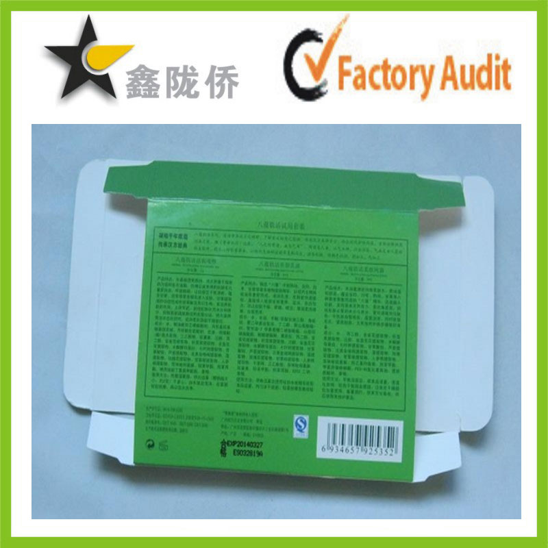 14 Years Factory Folding Box Packing Condom in Xiamen
