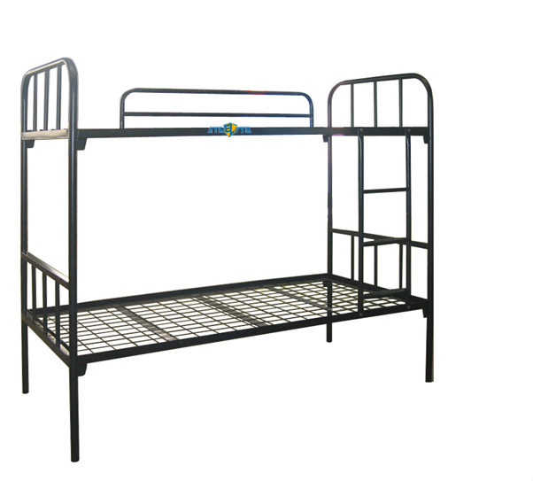 Factory direct sale cheap detachable wrought iron metal for Cheap metal bunk beds