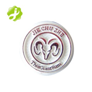 Promotion embossed plastic token coins
