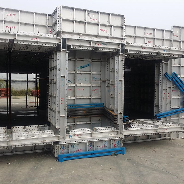 Good economic benefit concrete panel formwork in China