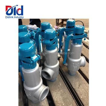 Shut Off Boiler Steam Gas Burner Wcb Threaded Pn25 Dn40 Low Pressure ...