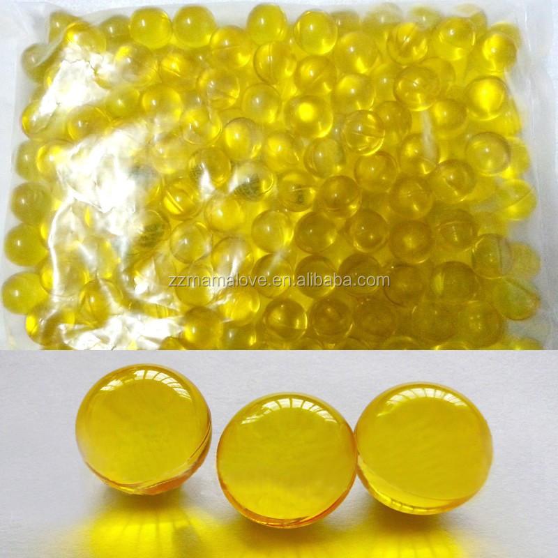Commercio all\'ingrosso 3.9g Rosso Rotondo a forma di Perle di Olio ...