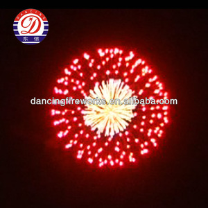 Dancing Professional Display Shell Fireworks For Sale 1.3G UN0335