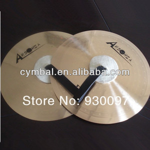 Percussion instruments Chinese Cymbals FJA Marching Cymbal Series