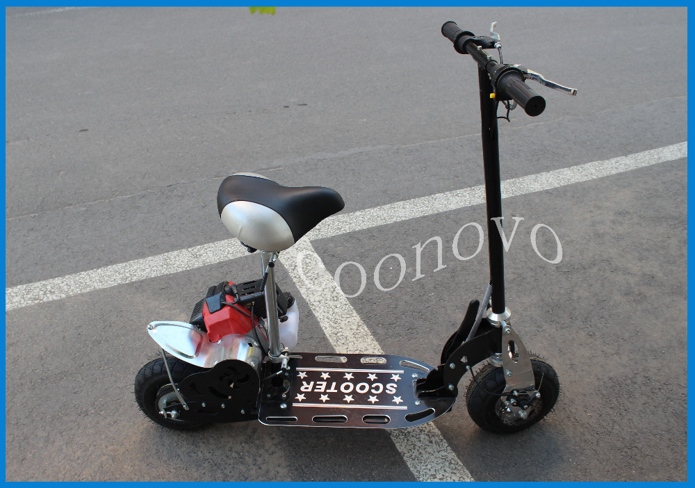 gas powered scooter 49cc, gas skateboard/skateboard, 2 stroke motor skateboard for 49cc gas scooter