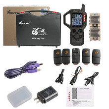 Original V2.2.2 Xhorse VVDI Key Tool Remote Key Programmer with mult-language