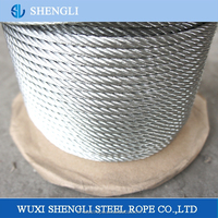 1/2 Inch Galvanized Aircraft Cable