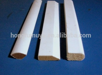 White Primed Decorative 1 4 Quarter Round Moulding Buy