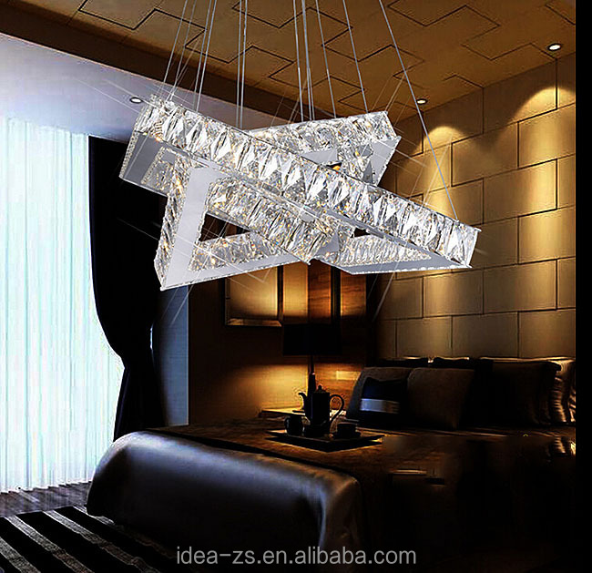 Replica Led Pendant Lamp Chandelier Crystals Led Pendant Light