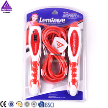 Lenwave brand High quality speed crossfit wholesale skipping jump rope