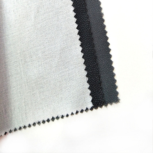 Polyester hemd <span class=keywords><strong>kragen</strong></span> fusing woven fuible interlining <span class=keywords><strong>stoff</strong></span>