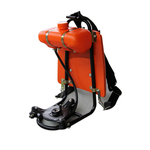 Chinese Gasoline Brush Cutter CG328 Grass Trimmer Backpack frame and Fuel Tank