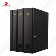 Black ESD Ring Binder with size of 20mm, 50mm,75mm